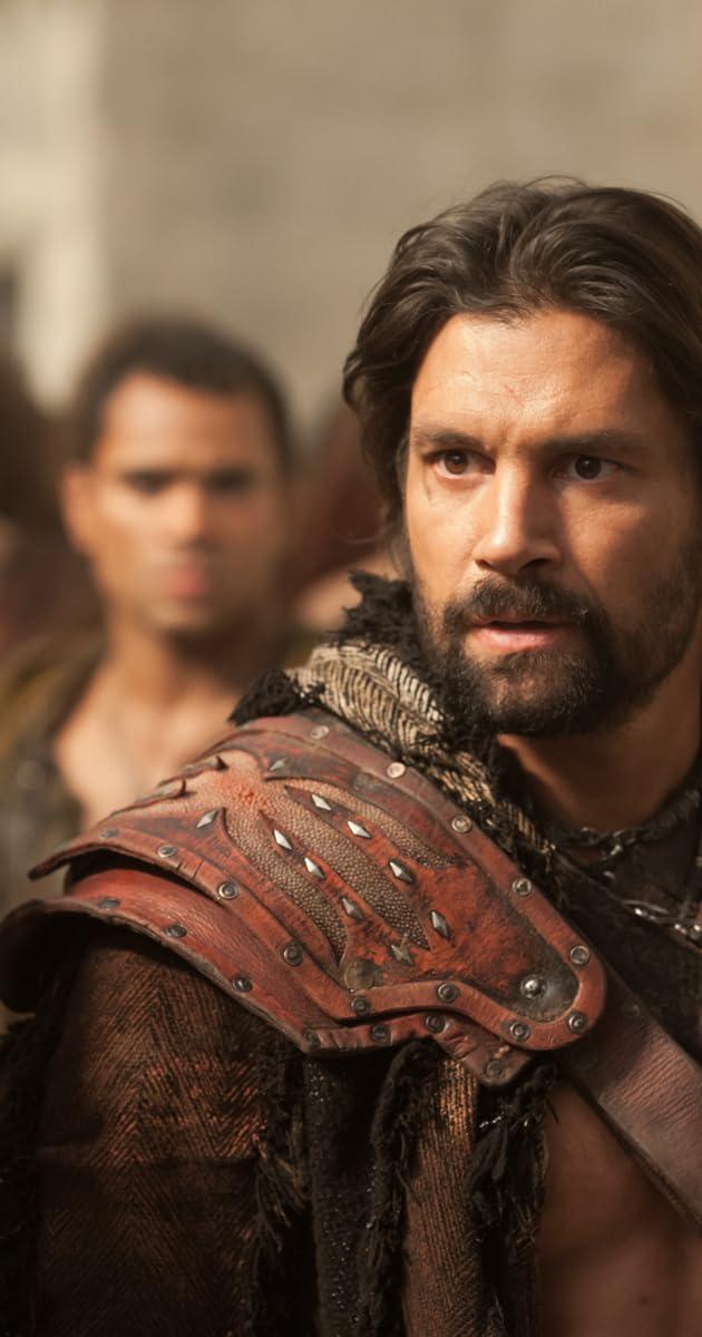 spartacus war of the damned dvd Third Season | eBay