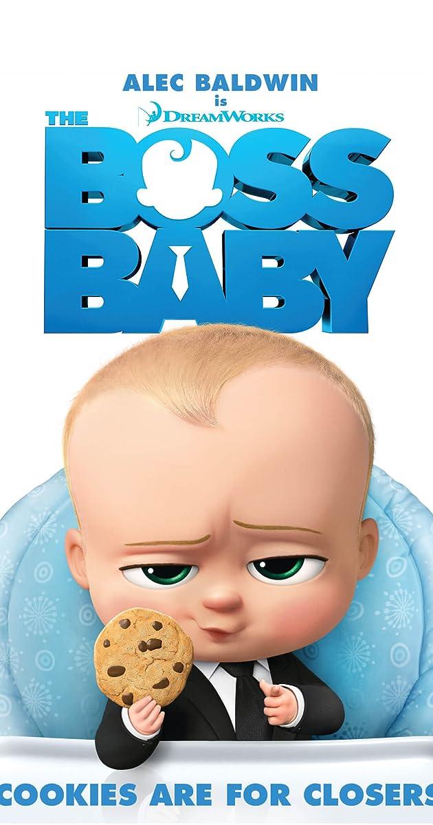 Ponas Kūdikis / The Boss Baby  (2017) parsisiusti atsisiusti filma nemokamai