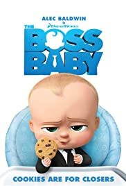The Boss Baby (2017) Poster - Movie Forum, Cast, Reviews