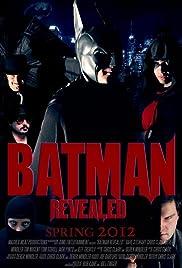 Batman Revealed Poster
