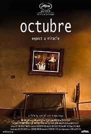 Octubre film poster
