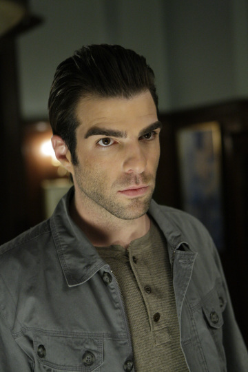 Zachary Quinto in Heroes (2006)