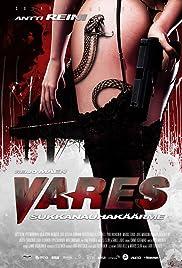 Vares - Sukkanauhakäärme Poster