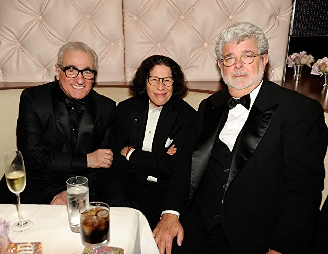 George Lucas, Martin Scorsese, and Fran Lebowitz