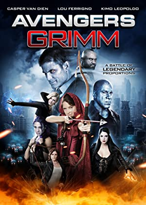 Avengers Grimm (2015) Download on Vidmate