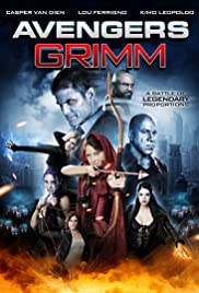 Avengers Grimm (Hindi Dubbed)
