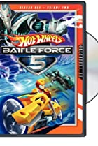 Image of Hot Wheels: Battle Force 5