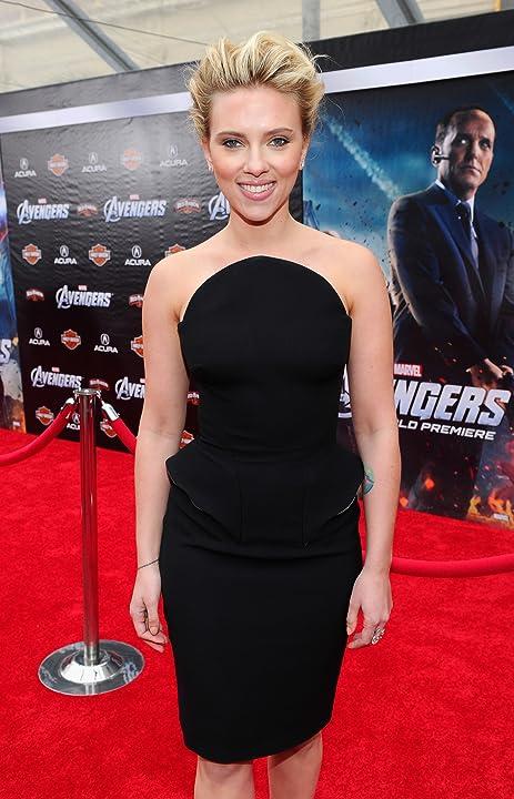 Scarlett Johansson at The Avengers (2012)