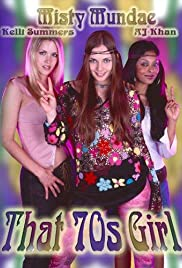 That 70's Girl Poster