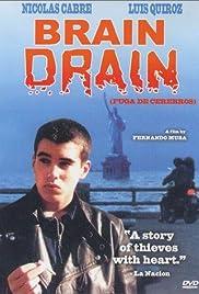 Brain Drain(1998) Poster - Movie Forum, Cast, Reviews
