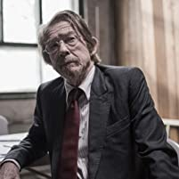 John Hurt in Panthers (2015)