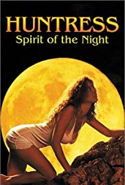Huntress: Spirit of the Night Poster