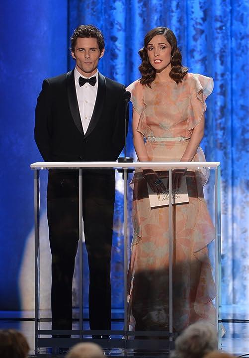 James Marsden and Rose Byrne
