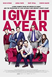I Give It a Year Poster