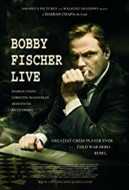 Bobby Fischer Live Poster