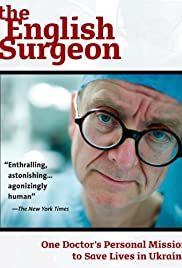The English Surgeon Poster