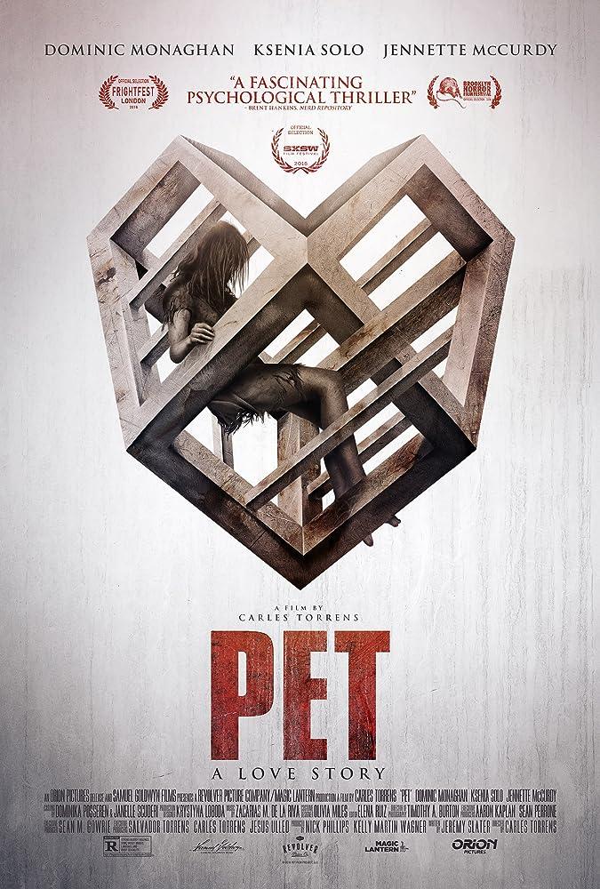 Pet 2016 1080p HEVC BluRay x265 500MB