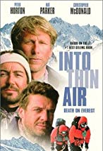 Primary image for Into Thin Air: Death on Everest