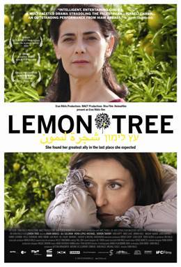 Lemon Tree (2008) poster