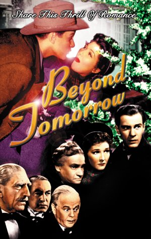 Harry Carey, Richard Carlson, Maria Ouspenskaya, Jean Parker, C. Aubrey Smith, and Charles Winninger in Beyond Tomorrow (1940)