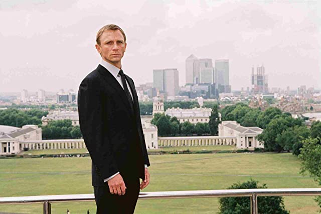 Daniel Craig in Layer Cake (2004)