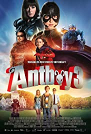 Antboy 3 (2016) Poster - Movie Forum, Cast, Reviews