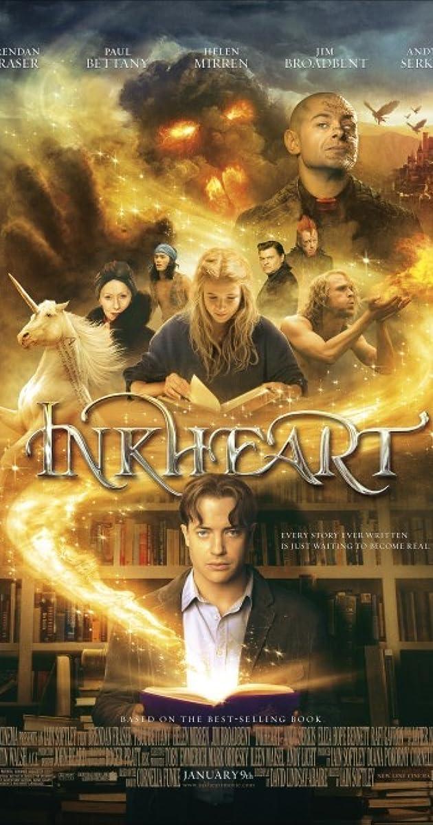 Rašalo širdis / Inkheart (2008) Online