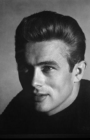 James Dean, c. 1955.