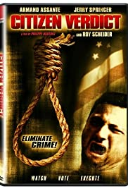 Citizen Verdict(2003) Poster - Movie Forum, Cast, Reviews