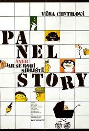 Panelstory aneb Jak se rodí sídliste(1980) Poster - Movie Forum, Cast, Reviews