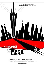 The Alpha and the Mega Poster