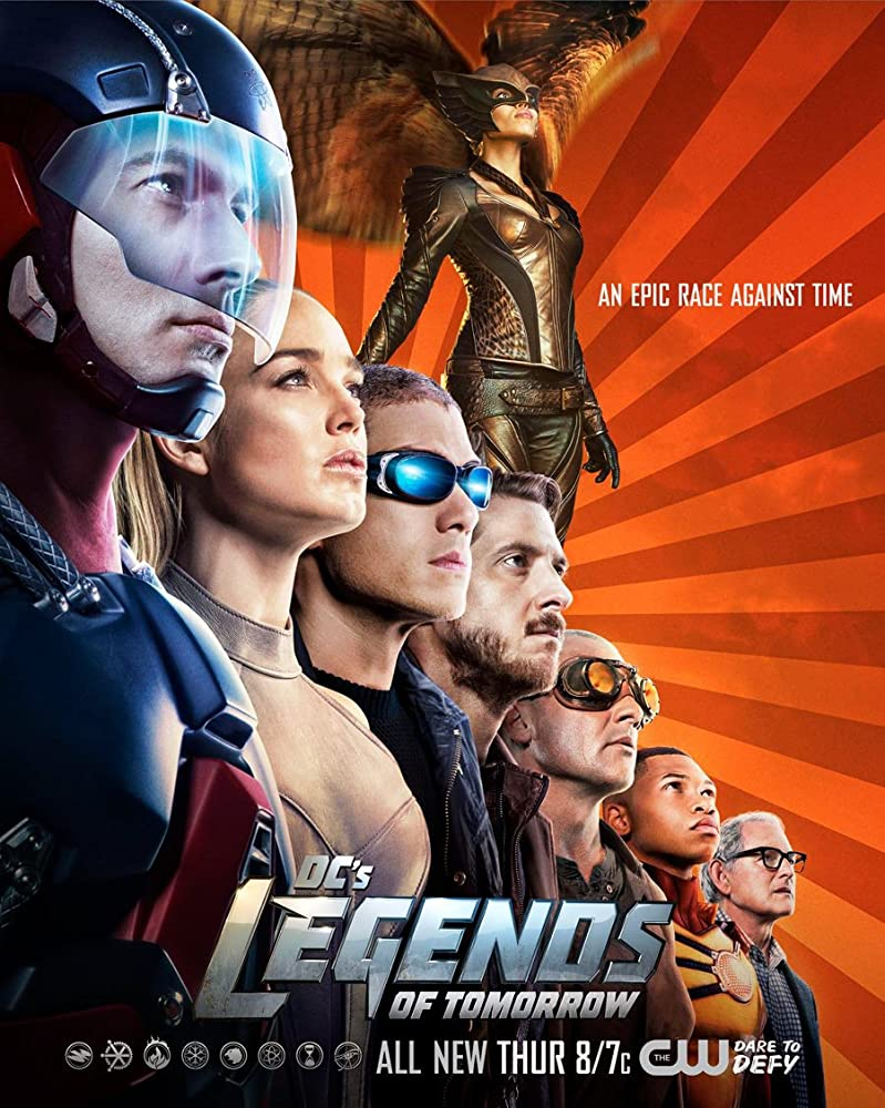 Legends of Tomorrow S02E09 – Raiders of the Lost Art