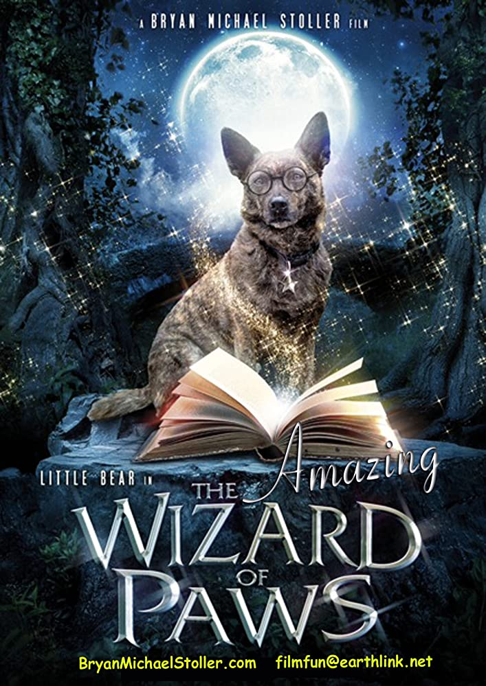 Oswald - magiczny pies / The Amazing Wizard of Paws (2015)
