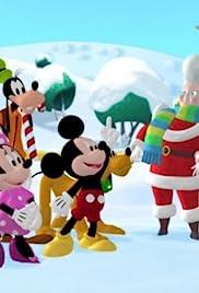 Mickey Saves Santa Poster