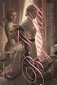 At a girls' school in Virginia during the Civil War, where the young women have been sheltered from the outside world, a wounded Union soldier is taken in. Soon, the house is taken over with sexual tension, rivalries, and an unexpected turn of events.