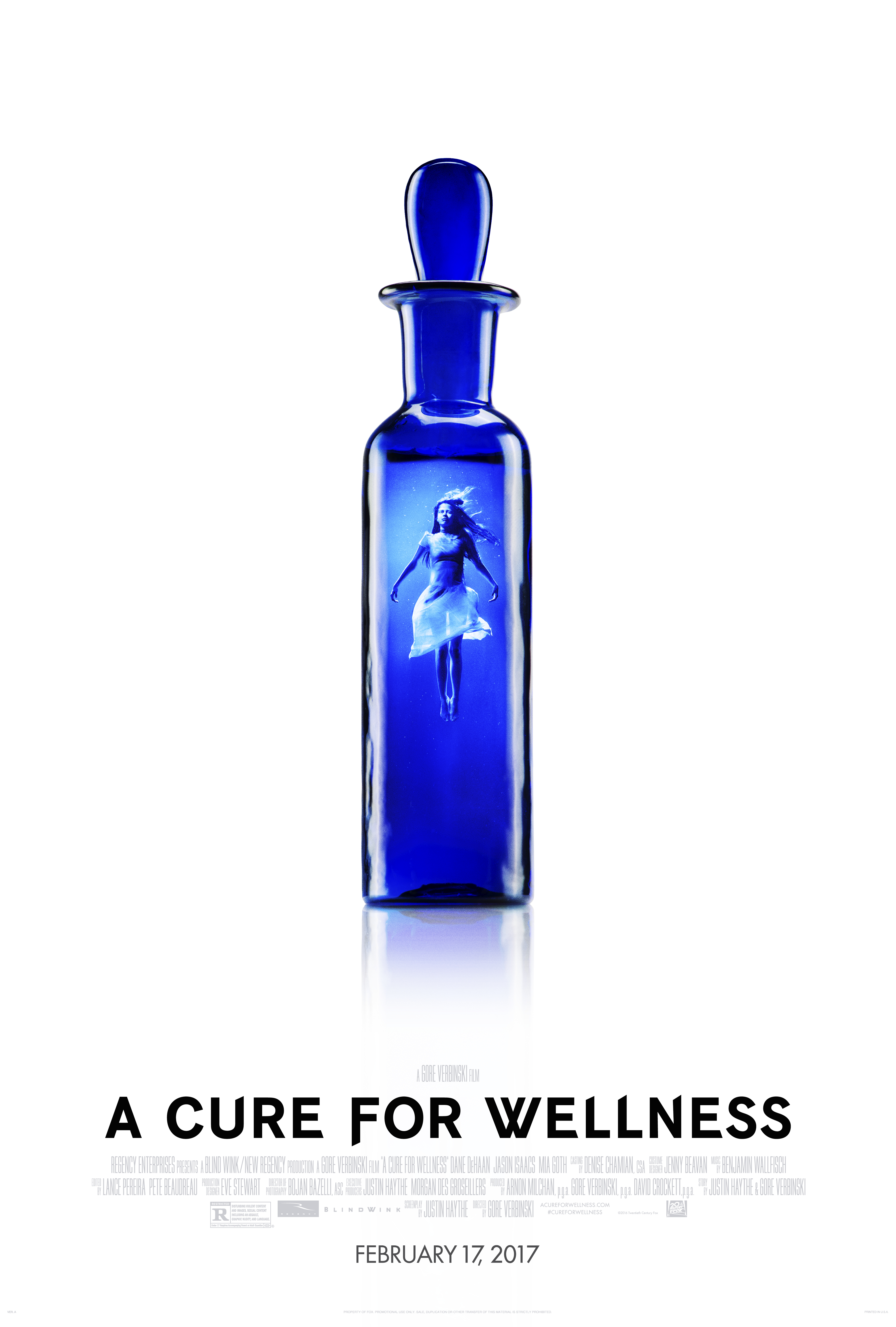 A Cure for Wellness 2016 Hindi Dubbed