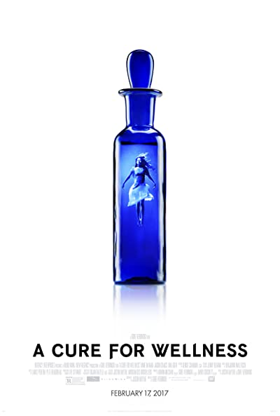 Watch A Cure for Wellness (2016) Online