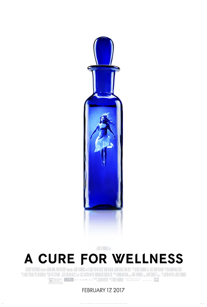 A Cure for Wellness poster do filme