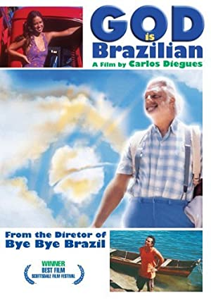 God Is Brazilian poster