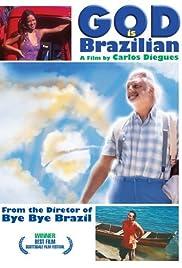 Deus É Brasileiro Poster