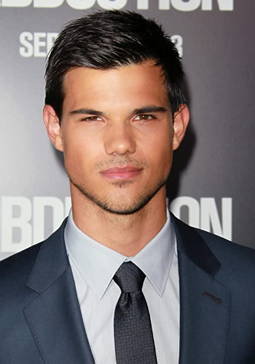 Taylor Lautner at Abduction (2011)
