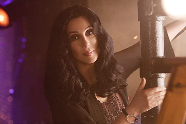 Cher in Burlesque (2010)