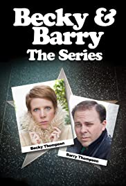 Becky & Barry #theactorslife Poster