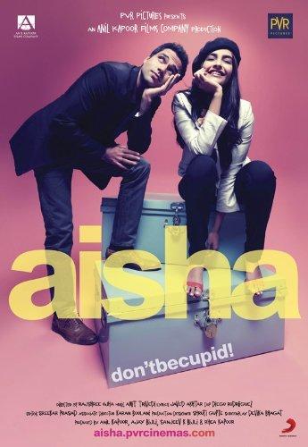 Aisha 2010 Hindi 720p BluRay 300MB Movies