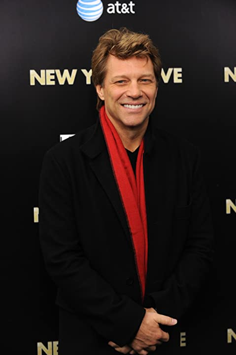 Jon Bon Jovi at an event for New Year's Eve (2011)