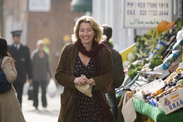 Emma Thompson in Last Chance Harvey (2008)