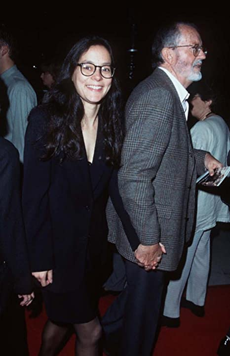 Meg Tilly at an event for Michael Collins (1996)