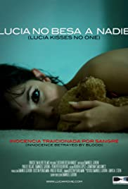 Lucia no besa a nadie Poster