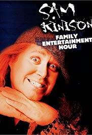 The Sam Kinison Family Entertainment Hour Poster