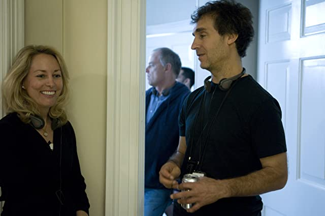 Doug Liman and Valerie Plame Wilson in Fair Game (2010)